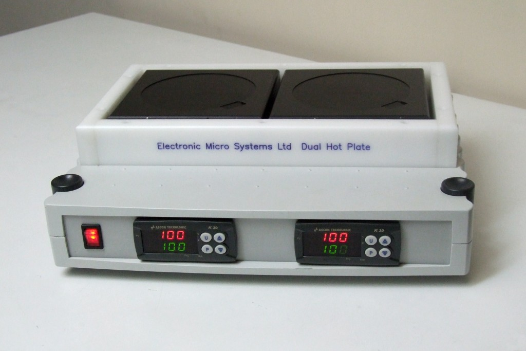 Dual Hot Plate